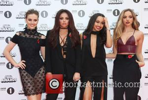 Perrie Edwards, Jesy Nelson, Leigh-anne Pinnock, Jade Thirlwell and Little Mix