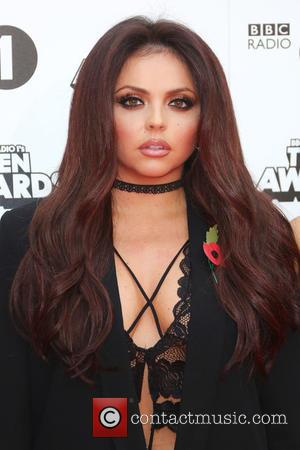Jesy Nelson , Little Mix - Radio 1 Teen Awards 2015 held at Wembley Arena - Arrivals at Wembley Arena...