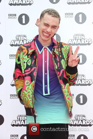 Olly Alexander, Years , Years - Radio 1 Teen Awards 2015 held at Wembley Arena - Arrivals at Wembley Arena...