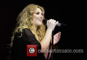 Ella Henderson - Ella Henderson performing live on stage at the 02 Shepherd's Bush Empire at 02 Shepherd's Bush Empire,...