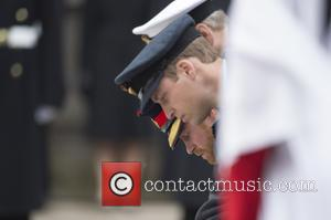 Prnice William and Prince Harry