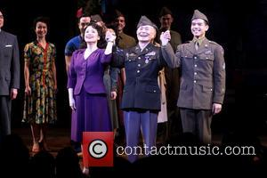 Lea Salonga, George Takei and Telly Leung