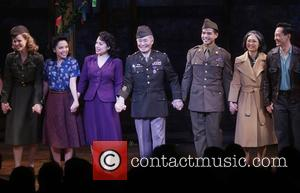 Katie Rose Clarke, Janelle Toyomi Dote, Lea Salonga, George Takei, Telly Leung and Cast