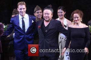 Cast, Creative Team and Stafford Arima