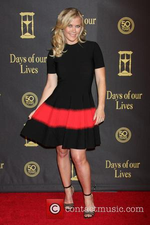 Alison Sweeney - Days of Our Lives 50th Annivsary Celebration held at the Hollywood Palladium - Arrivals at Hollywood Palladium...
