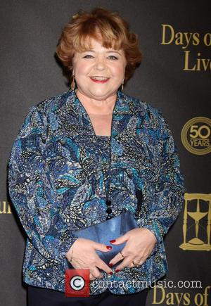 Patrika Darbo - Days of Our Lives 50th Annivsary Celebration held at the Hollywood Palladium - Arrivals at Hollywood Palladium...