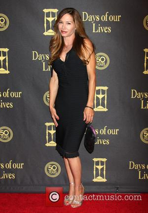 Sarah Brown - Days of Our Lives 50th Annivsary Celebration held at the Hollywood Palladium - Arrivals at Hollywood Palladium...