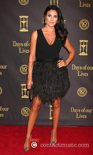 Nadia Bjorlin , Grant Turnbull - Days of Our Lives 50th Annivsary Celebration held at the Hollywood Palladium - Arrivals...