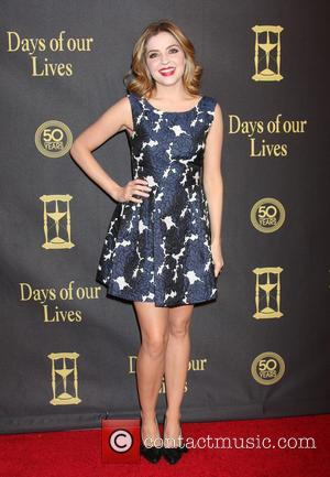 Jen Lilley - Days of Our Lives 50th Annivsary Celebration held at the Hollywood Palladium - Arrivals at Hollywood Palladium...