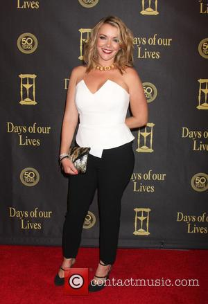 Christie Clark - Days of Our Lives 50th Annivsary Celebration held at the Hollywood Palladium - Arrivals at Hollywood Palladium...