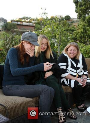 Kathleen York, Mena Suvari and Lucy Webb
