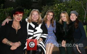 Lucy Webb, Amy J. Berg, Mena Suvari and Kathleen York