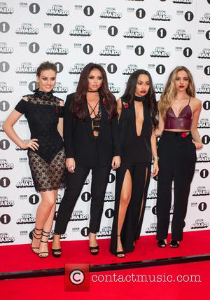 Little Mix - BBC Radio 1's Teen Awards held at Wembley Arena - Arrivals at Wembley Arena - London, United...
