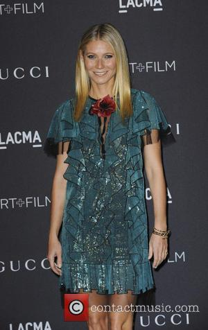 Gwyneth Paltrow - LACMA Art + Film Gala 2015 - Arrivals - Los Angeles, California, United States - Sunday 8th...