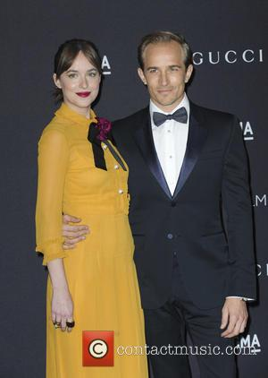 Dakota Johnson and Jesse Johnson