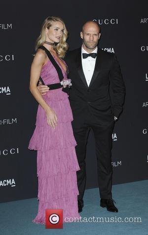 Rosie Huntington Whiteley and Jason Statham