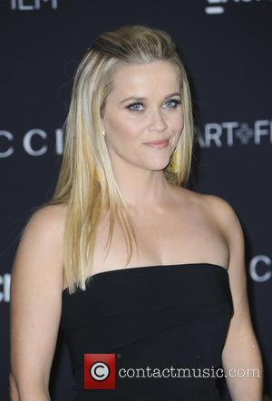 Reese Witherspoon - LACMA Art + Film Gala 2015 - Arrivals - Los Angeles, California, United States - Sunday 8th...