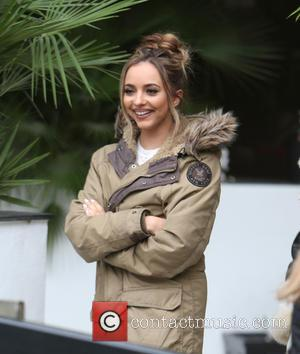 Little Mix , Jade Thirlwall - Little Mix outside ITV Studios today - London, United Kingdom - Monday 9th November...
