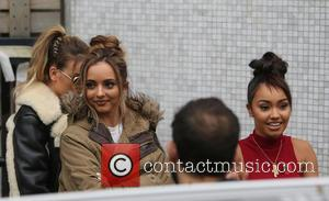 Little Mix, Jade Thirlwall and Leigh Anne Pinnock