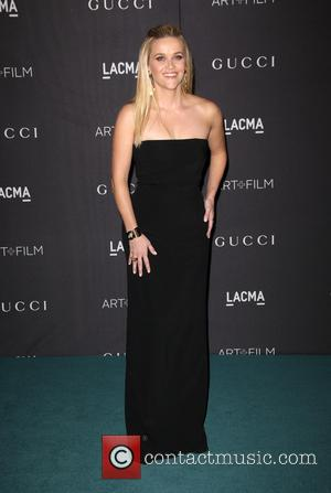 Reese Witherspoon - LACMA 2015 Art+Film Gala Honoring James Turrell And Alejandro G Inarritu, Presented By Gucci at LACMA -...