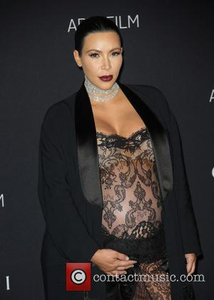 Kim Kardashian - LACMA 2015 Art+Film Gala Honoring James Turrell And Alejandro G Inarritu, Presented By Gucci at LACMA -...