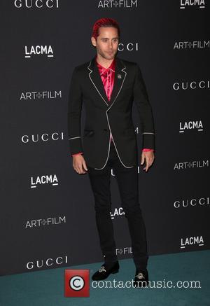 Jared Leto - LACMA 2015 Art+Film Gala Honoring James Turrell And Alejandro G Inarritu, Presented By Gucci at LACMA -...