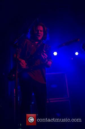 Joel Peat - Pop rock band Lawson performing live on stage at Birminghams O2 Academy at O2 Academy - Birmingham,...