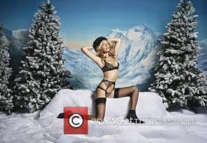Abbey Clancy , Abbey Crouch - Agent Provocateur reveal Abbey Clancy as the face of their Holiday 2015 collection -...