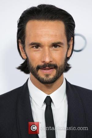 Rodrigo Santoro - Celebrities attend AFI FEST 2015 Presented By Audi Centerpiece Gala Screening of THE 33 at TCL Chinese...