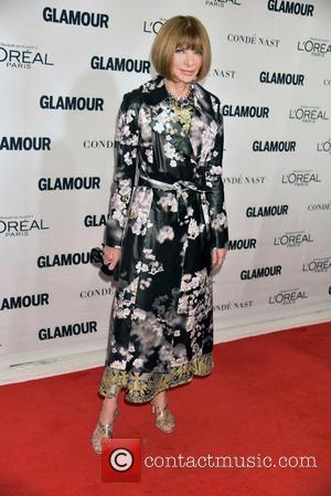 Anna Wintour - 2015 Glamour Women Of The Year Awards held at Carnegie Hall - Arrivals at Carnegie Hall -...