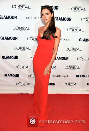 Victoria Beckham - 2015 Glamour Women Of The Year Awards held at Carnegie Hall - Arrivals at Carnegie Hall -...
