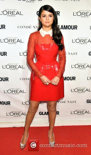 Selena Gomez - 2015 Glamour Women Of The Year Awards held at Carnegie Hall - Arrivals at Carnegie Hall -...