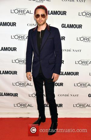 Jared Leto - 2015 Glamour Women Of The Year Awards held at Carnegie Hall - Arrivals at Carnegie Hall -...
