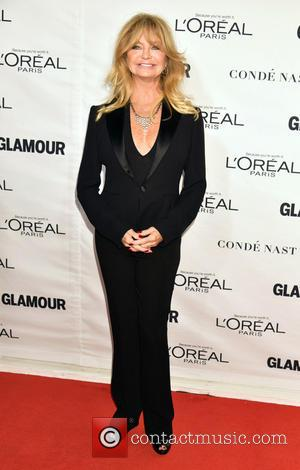 Goldie Hawn - 2015 Glamour Women Of The Year Awards held at Carnegie Hall - Arrivals at Carnegie Hall -...