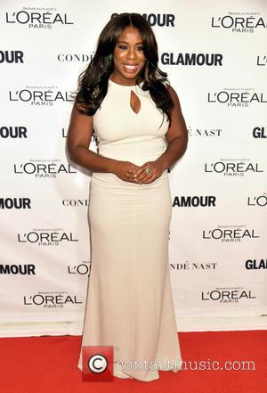 Uzo Aduba - 2015 Glamour Women Of The Year Awards held at Carnegie Hall - Arrivals at Carnegie Hall -...