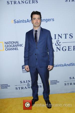 Ron Livingston - 'Saints & Sinners' premiere at the Saban Theatre of Beverly Hills - Los Angeles, California, United States...