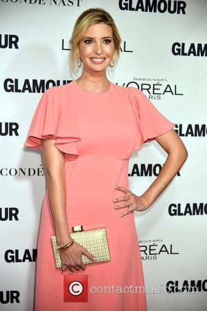 Ivanka Trump - 2015 Glamour Women Of The Year Awards at Carnegie Hall - Red Carpet Arrivals at Carnegie Hall...