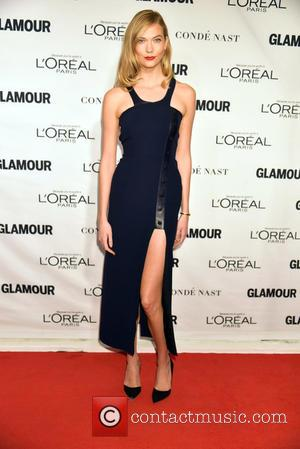 Karlie Kloss - 2015 Glamour Women Of The Year Awards at Carnegie Hall - Red Carpet Arrivals at Carnegie Hall...