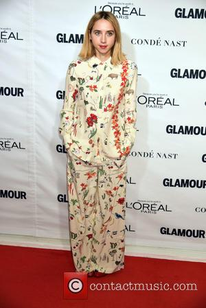 Zoe Kazan - 2015 Glamour Women Of The Year Awards at Carnegie Hall - Red Carpet Arrivals at Carnegie Hall...