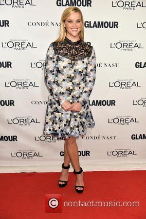 Reese Witherspoon - 2015 Glamour Women Of The Year Awards at Carnegie Hall - Red Carpet Arrivals at Carnegie Hall...