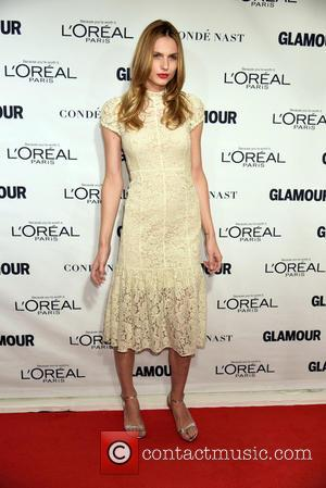 Andreja Pejic - 2015 Glamour Women Of The Year Awards at Carnegie Hall - Red Carpet Arrivals at Carnegie Hall...