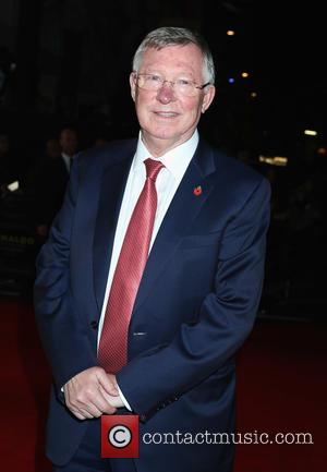 Sir Alex Ferguson - World premiere of 'Ronaldo' at The Vue Cinema, Leicester Square - Red Carpet Arrivals at The...