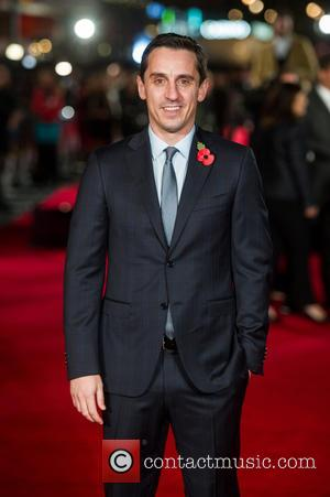 Gary Neville - 'Ronaldo' World  Premiere held at the Vue West End. - London, United Kingdom - Monday 9th...
