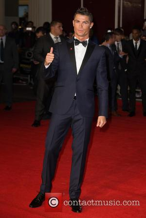 Cristiano Ronaldo - The World Premiere of 'Ronaldo' held at the Vue West End - Arrivals at Vue West End...