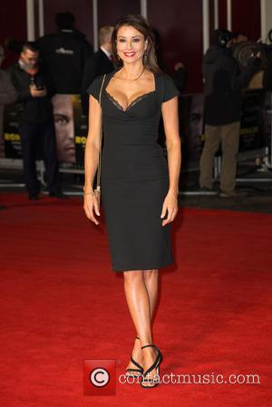 Melanie Sykes - The World Premiere of 'Ronaldo' held at the Vue West End - Arrivals at Vue West End...