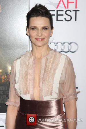 Juliette Binoche - AFI Fest 2015 - The 33 Premiere at TCL Chinese Theater - Los Angeles, California, United States...