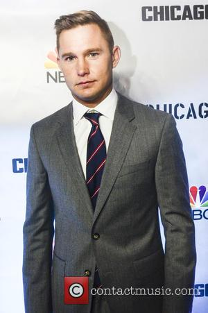 Brian Geraghty - Red Carpet arrivals for NBC's Chicago Fire, Chicago P.D., and Chicago Med at STK Steakhouse Chicago in...