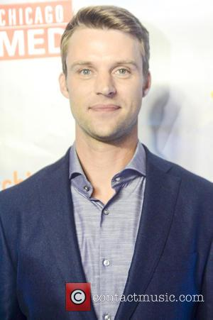 Jesse Spencer - Red Carpet arrivals for NBC's Chicago Fire, Chicago P.D., and Chicago Med at STK Steakhouse Chicago in...