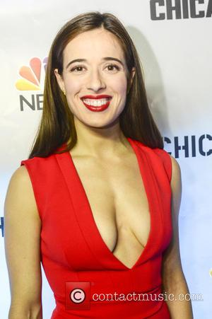 Marina Squerciati - Red Carpet arrivals for NBC's Chicago Fire, Chicago P.D., and Chicago Med at STK Steakhouse Chicago in...