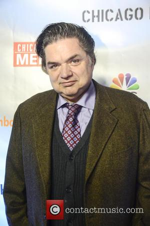 Oliver Platt - Red Carpet arrivals for NBC's Chicago Fire, Chicago P.D., and Chicago Med at STK Steakhouse Chicago in...